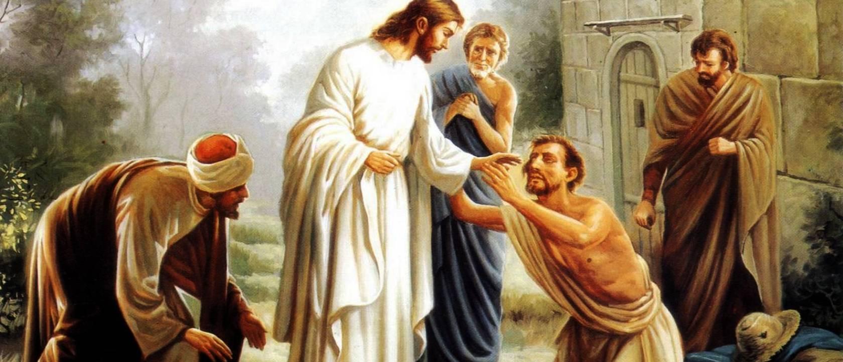 BELAS KASIHAN YESUS